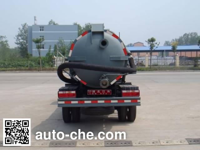 Jiangte JDF5060GXWJAC sewage suction truck