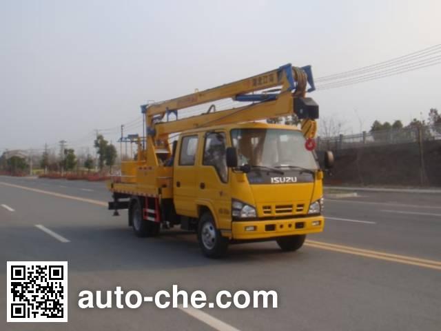 江特牌JDF5060JGK16Q5高空作业车