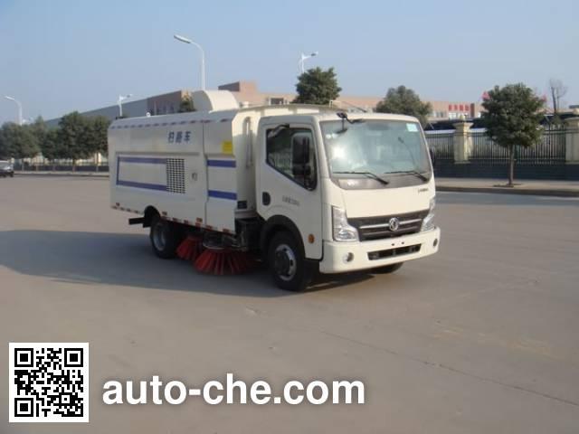 Jiangte JDF5070TSLE4 street sweeper truck