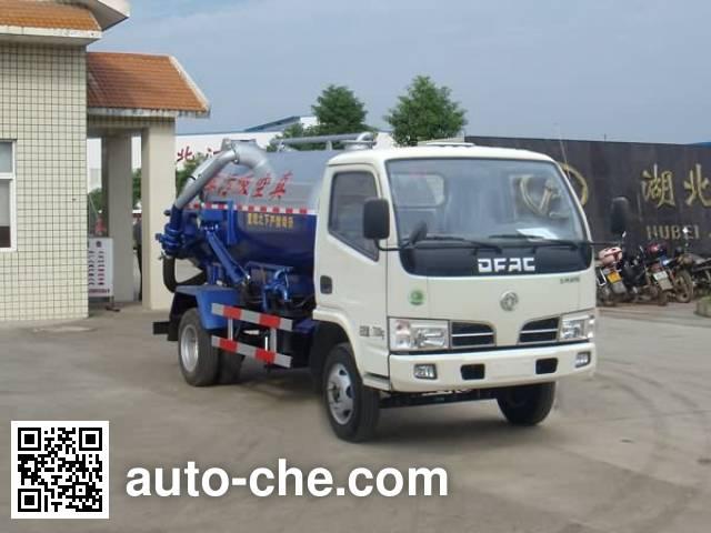 Jiangte JDF5071GXWDFA4 sewage suction truck