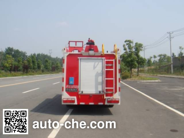 Jiangte JDF5073GXFSG20/B fire tank truck