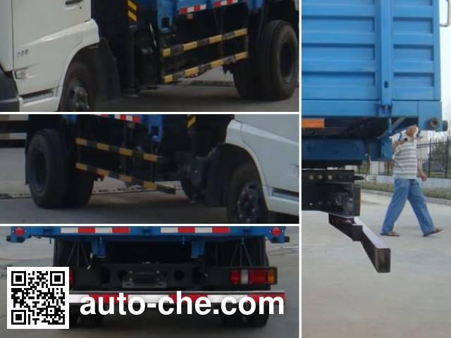 Jiangte JDF5080JSQDFL truck mounted loader crane