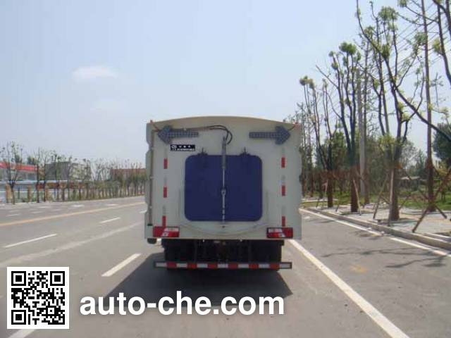 Jiangte JDF5080TSLJ5 street sweeper truck