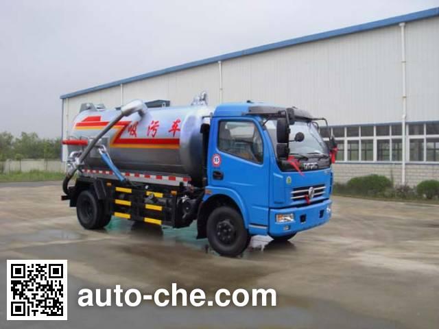 Jiangte JDF5090GXW sewage suction truck