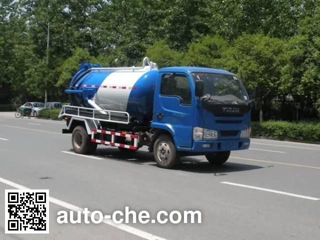 Jiangte JDF5090GXWY sewage suction truck