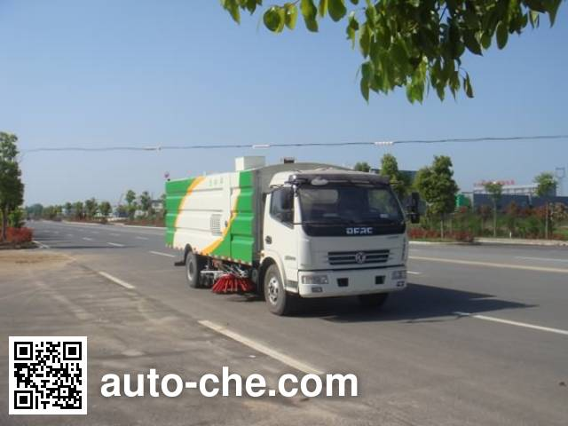 Jiangte JDF5090TXSE5 street sweeper truck