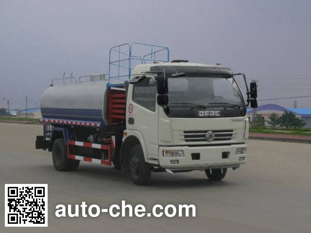 Jiangte JDF5110GPS4 sprinkler / sprayer truck