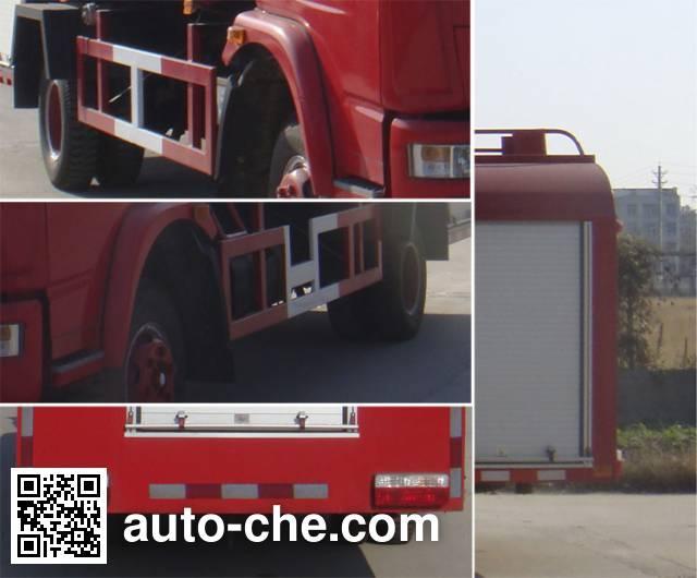 Jiangte JDF5110GPSL5 sprinkler / sprayer truck