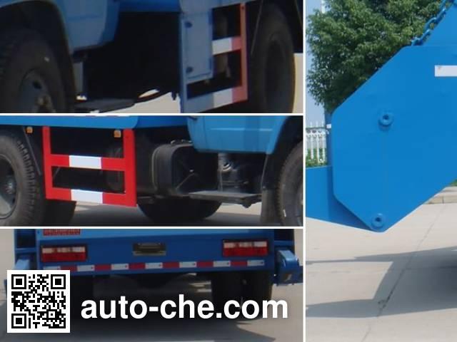 Jiangte JDF5110ZBSK4 skip loader truck
