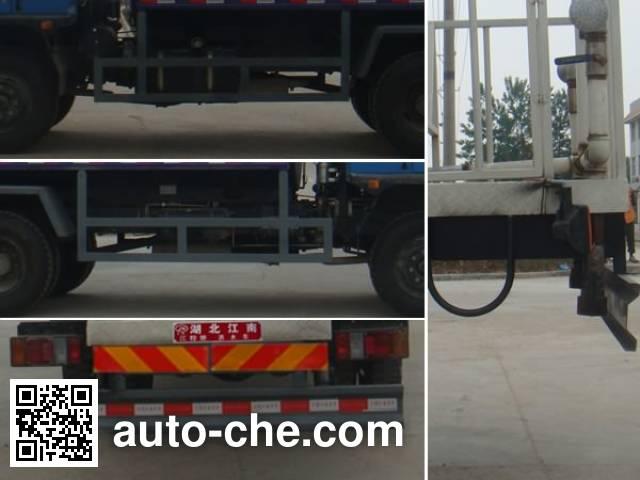 Jiangte JDF5120GSSK sprinkler machine (water tank truck)