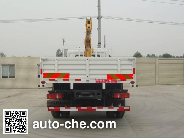 Jiangte JDF5120JSQDFL truck mounted loader crane