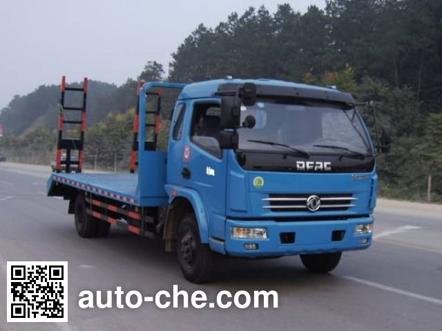江特牌JDF5120TPB平板运输车