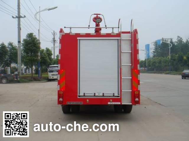 江特牌JDF5150GXFPM60E泡沫消防车