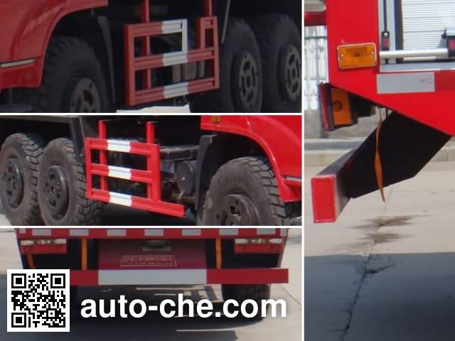 Jiangte JDF5160TSMH4 desert off-road water tank truck