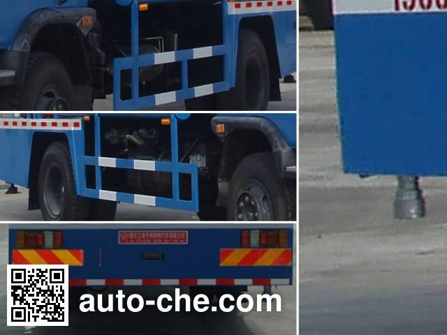 Jiangte JDF5160GPSL4 sprinkler / sprayer truck