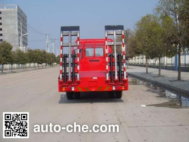 江特牌JDF5160TPBC4平板运输车