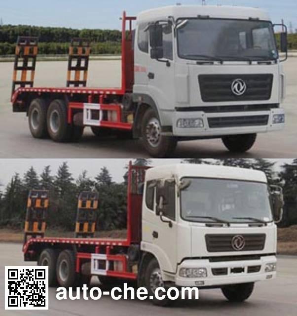 江特牌JDF5250TPBH平板运输车