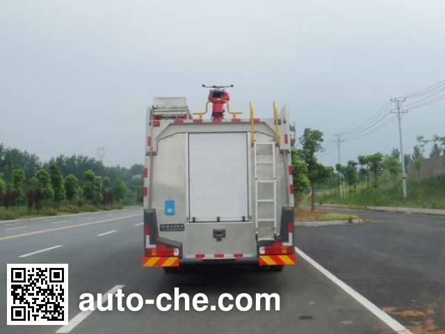 江特牌JDF5314GXFPM160泡沫消防车