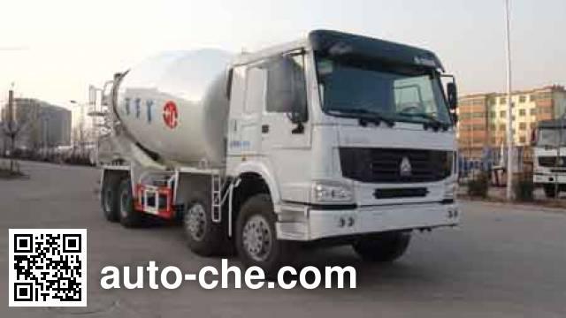 Jidong Julong JDL5310GJBZZ36D concrete mixer truck
