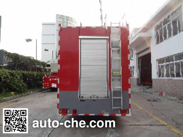 Jinshengdun JDX5080XXFXC13 public fire safety propaganda truck