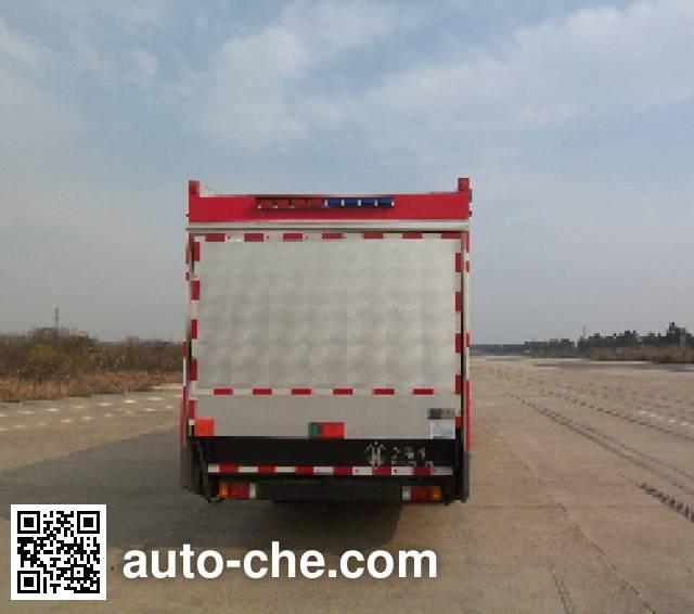 Jinshengdun JDX5100TXFGQ35 gas fire engine