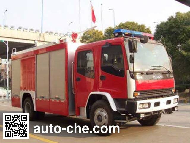 Haidun JDX5140TXFGF30 dry powder tender