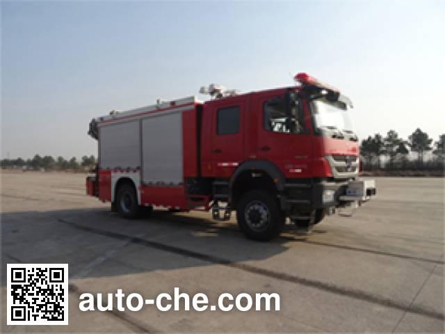 Jinshengdun JDX5150TXFJY100/B fire rescue vehicle