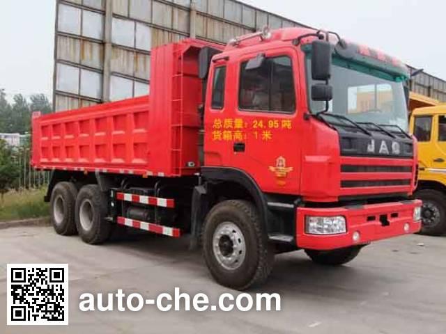 Juntong JF3250J435QU65 dump truck