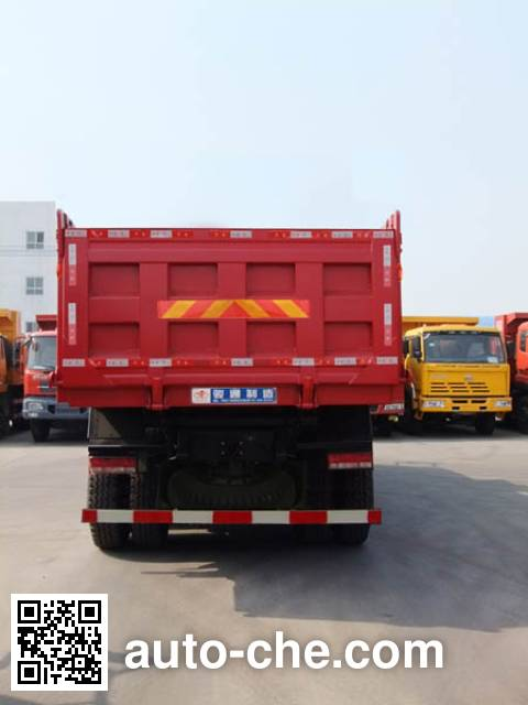Juntong JF3250L36QU58 dump truck