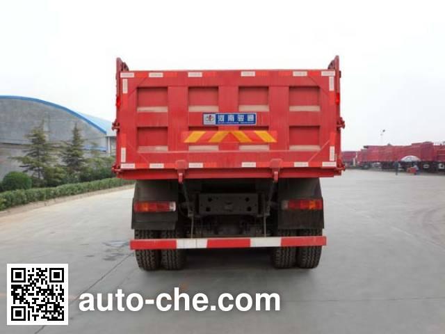 Juntong JF3251Z375QU58 dump truck