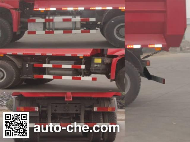 Juntong JF3251Z38QU58 dump truck