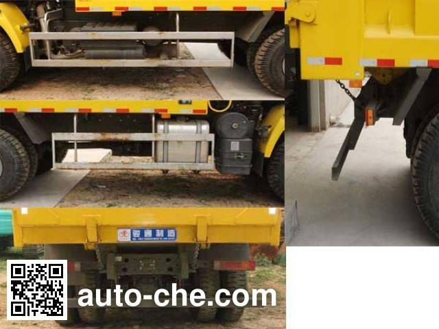 Juntong JF3251Z40QU61 dump truck