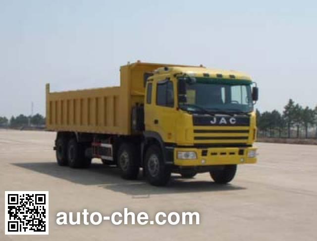 Juntong JF3310J386QU76 dump truck