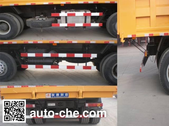 Juntong JF3310SD366QU78 dump truck