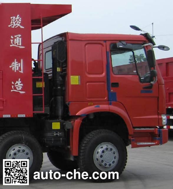 Juntong JF3310Z426QU82 dump truck