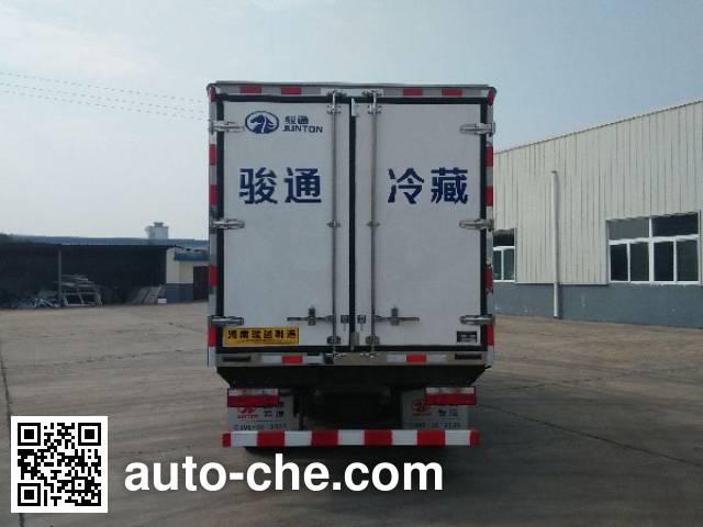 骏通牌JF5040XLCHFC冷藏车