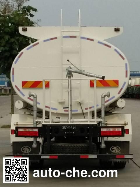 Juntong JF5166GSSSX sprinkler machine (water tank truck)