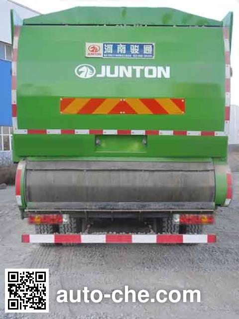 Juntong JF5256ZLJCA garbage truck