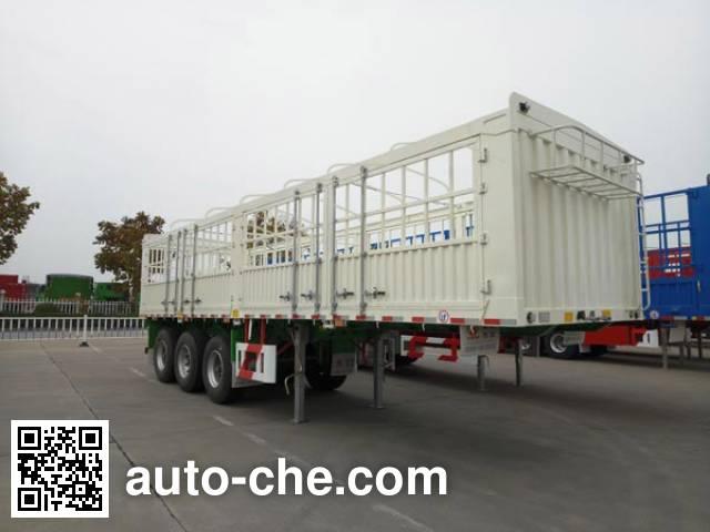 Juntong JF9400CCYKD stake trailer