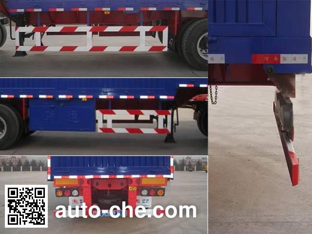 Juntong JF9400EK dropside trailer