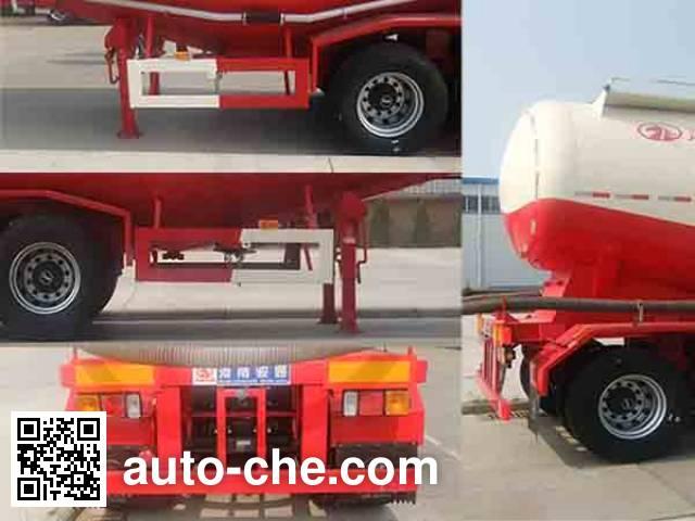 Juntong JF9400GFL40 medium density bulk powder transport trailer