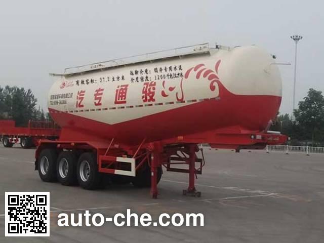 Juntong JF9401GXH ash transport trailer