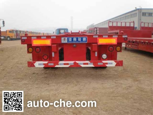Juntong JF9402TJZG container transport trailer