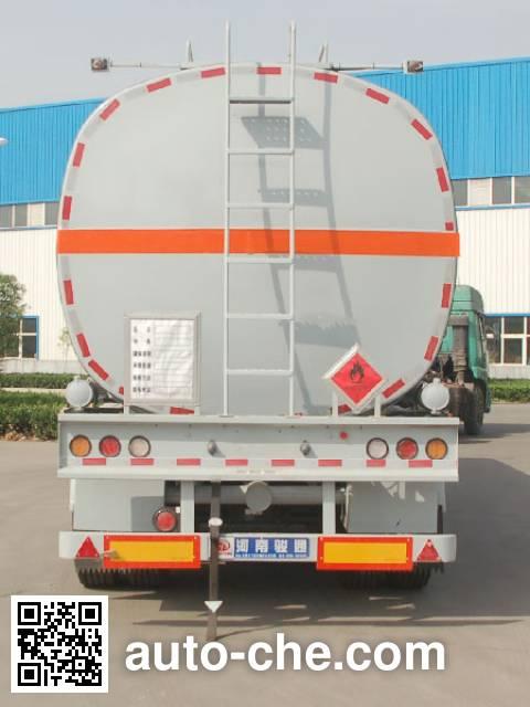 Juntong JF9401GLY liquid asphalt transport tank trailer