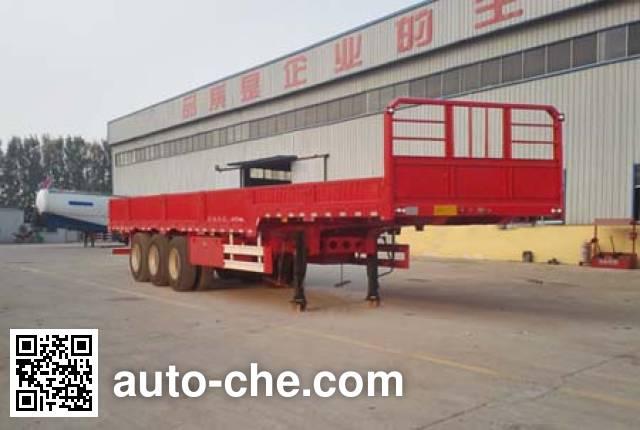 Xuanchang JFH9400E dropside trailer