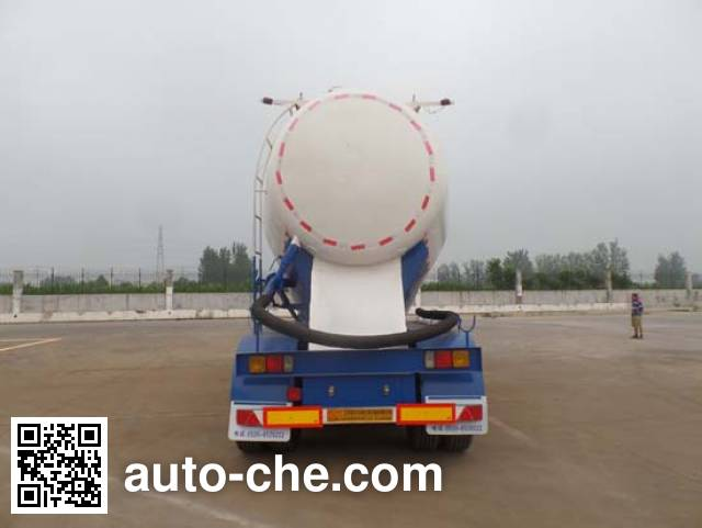 Xuanchang JFH9400GFL medium density bulk powder transport trailer