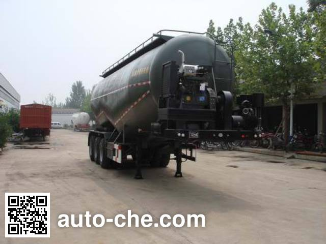 Jinhua Feishun JFS9400GFL medium density bulk powder transport trailer