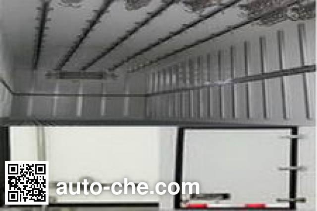 国道牌JG5030XLC4冷藏车