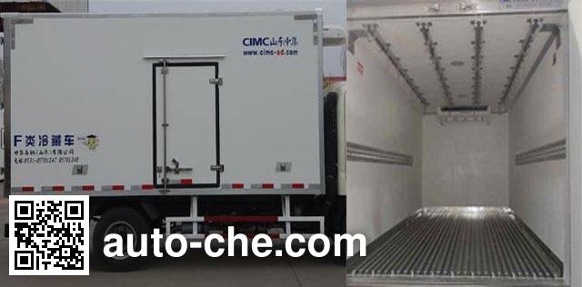 Guodao JG5042XLC4 refrigerated truck