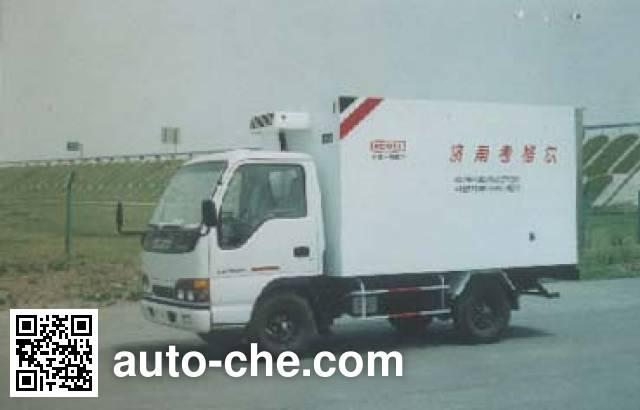 国道牌JG5043XLCA冷藏车